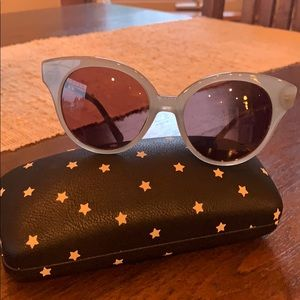 Madewell Sunglasses with case